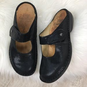 FINN COMFORT Stanford Slip On Mary Jane Shoe Sz 39